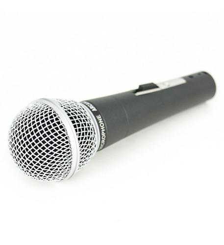microfones dinâmicos arcano