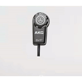 Micrófono Akg C411 Conector Xlr