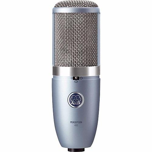 microfono akg perception 420 single