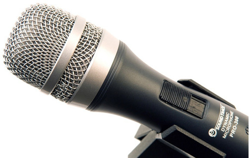 microfono alambrico soundtrack pro-300