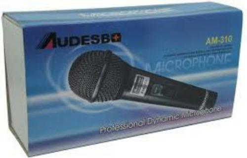 microfono audesbo am 310 profesional  oferta
