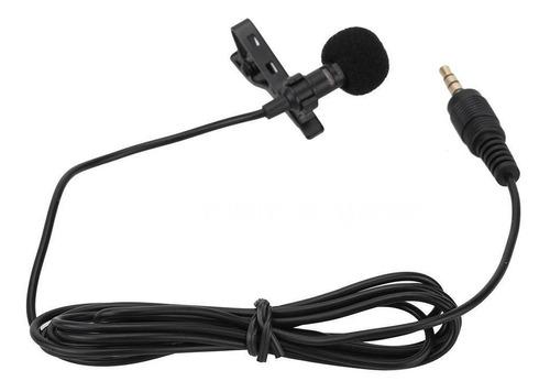 microfono balita lavalier smartphone celulares trss