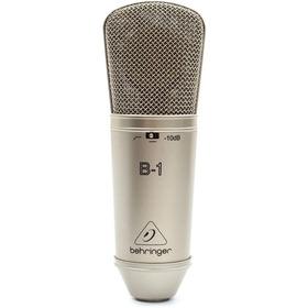 Micrófono Behringer B-1 Condensador