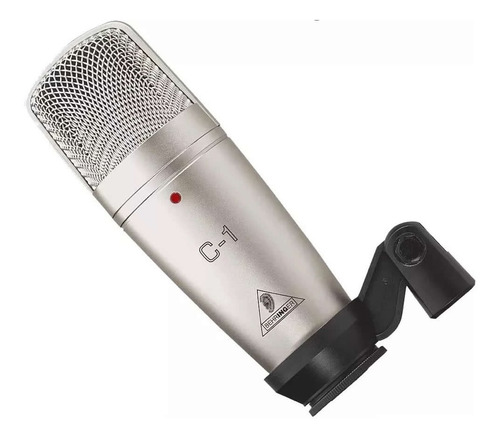 microfono behringer c1 condenser cardioide