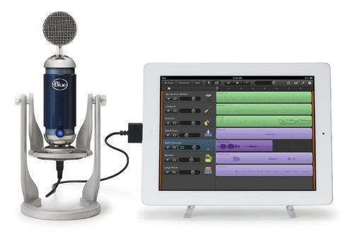 micrófono blue spark digital studio-grade para ipad
