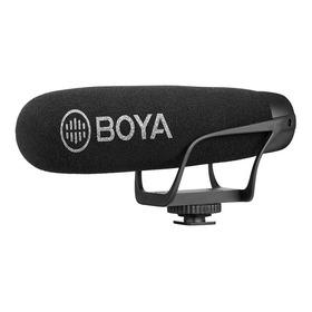 Micrófono Boya By-bm2021 Para Cámaras Y Smartphone