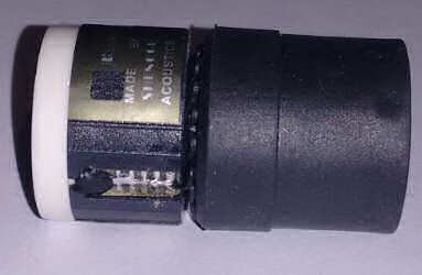 micrófono capsula repuesto para reparar mic dinamicos