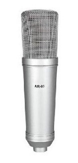 micrófono cardiode vintage parquer ar-66