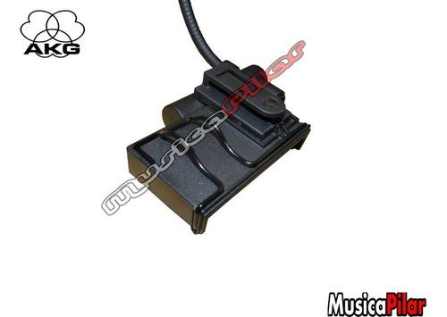 micrófono clip-on cardioide akg c516 ml musica pilar