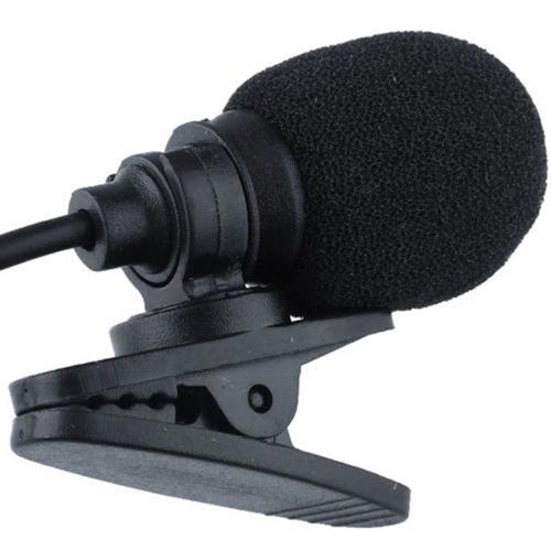 microfono clip solapa 3.5mm cable manos libres 1.5m pc lapto