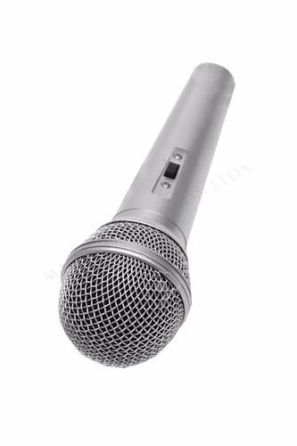 microfono con cable 1.8mt conector jack 6.3mm o speakon