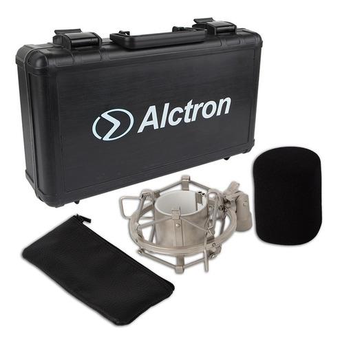 microfono condensador alctron mc001 cardioide no samson rode