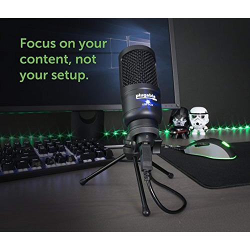 microfono condensador cardioide de micrófono