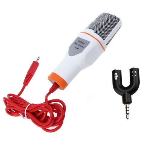 micrófono condensador con