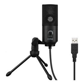 Micrófono Condensador De Estudio Usb Ps4/pc Fifine K669 Pro