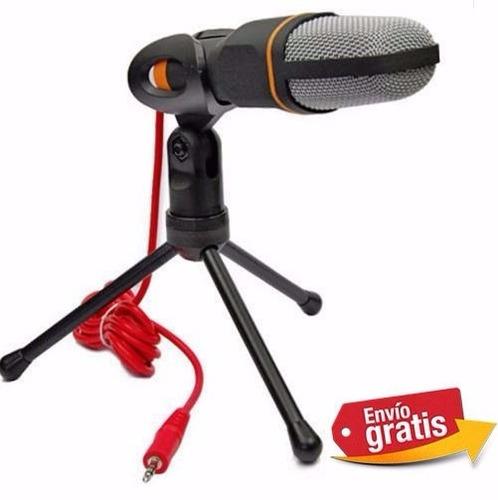 micrófono condensador de sonido sf-666b estudio grabación