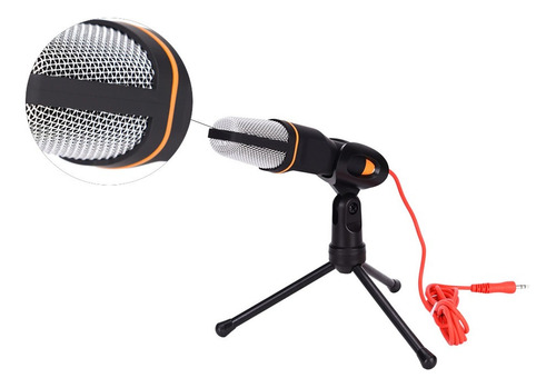 microfono condensador grabacion podcast audio profesional