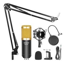 Micrófono Condensador Neewer Nw-800 Sin Phantom W01