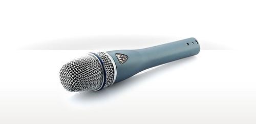 micrófono condensador para voces jts nx-8.8
