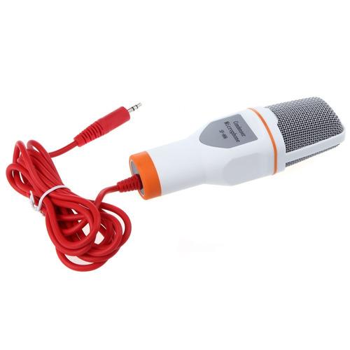 micrófono condensador pedestal profesional alambrico no usb