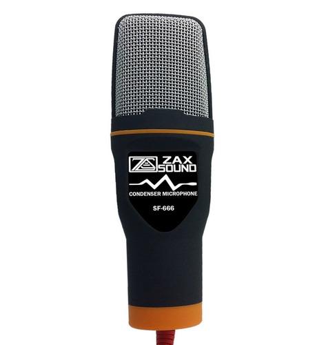 micrófono condensador pedestal profesional envio gratis.