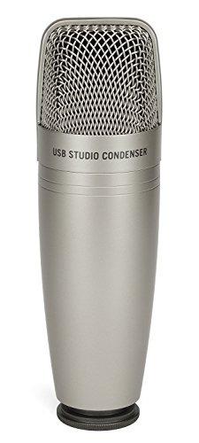 micrófono condensador / samson c01u pro usb studio