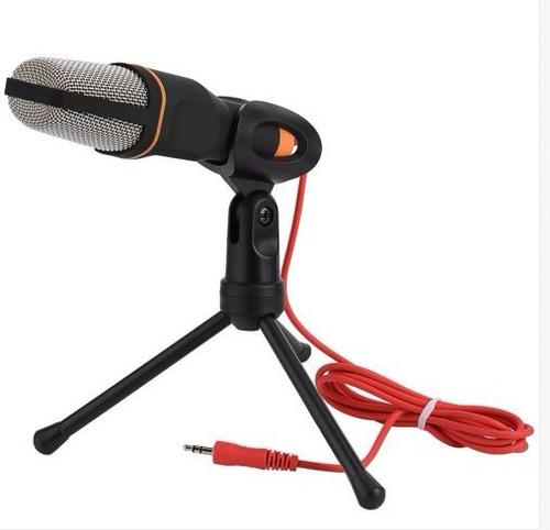 micrófono condensador sf-666 fandub doblaje radio