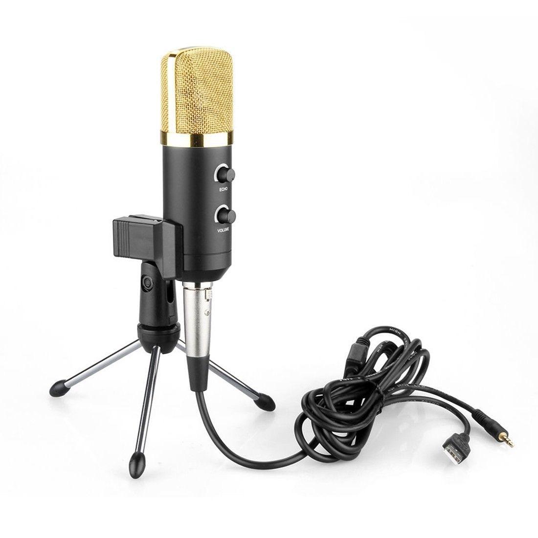 5a2967f7c6bd4 micrófono condensador triple profesional usb podcast metal. Cargando zoom.
