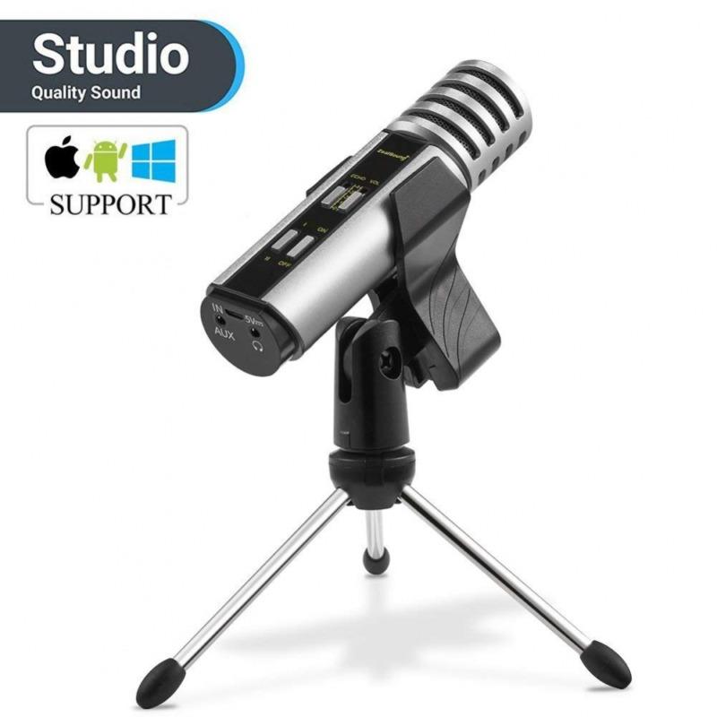 7d8c4792b2f3c micrófono condensador usb profesional studio grabación son. Cargando zoom.