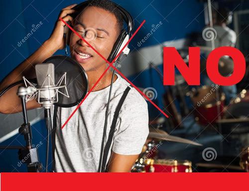 microfono condensador uso casero + tripode