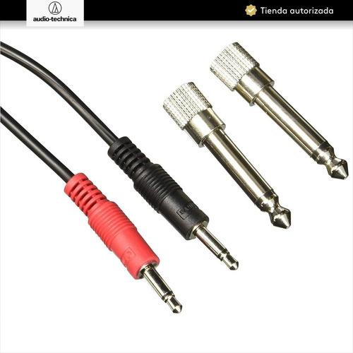 micrófono condensador video/grabación audio-technica atr6250