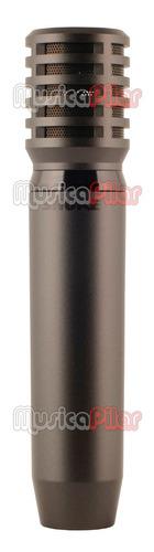 microfono condenser para instrumento shure pga81 musicapilar