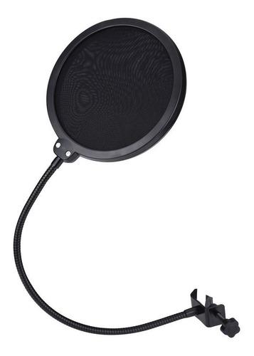microfono condenser pro-mic bm-800 soporte shock youtuber