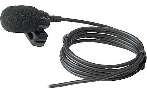 microfono corbatero miniplug c/clip 2mts titan belgrano