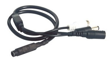 microfono de alta fidelidad cctv p/dvr icb technologies