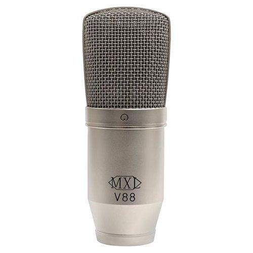 micrófono de condensado marshall mxl v88 importado