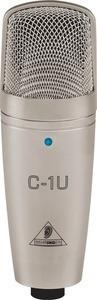 microfono de condensador behringer c1u con cable incluido