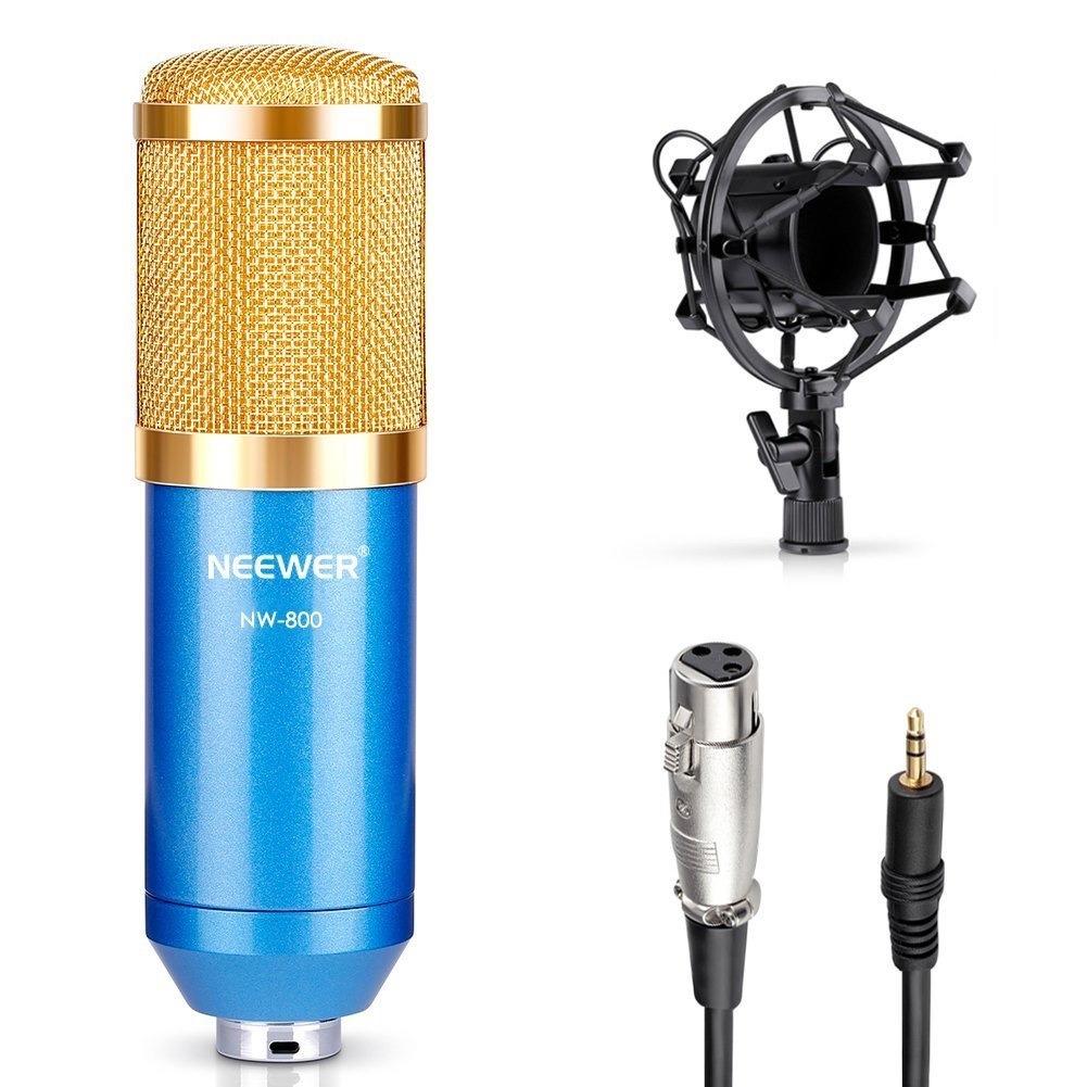 1836295387064 microfono de condensador estudio podcast youtube graba voz. Cargando zoom.