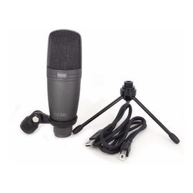 Microfono De Condensador Usb Fnk-02u Novik - 101db