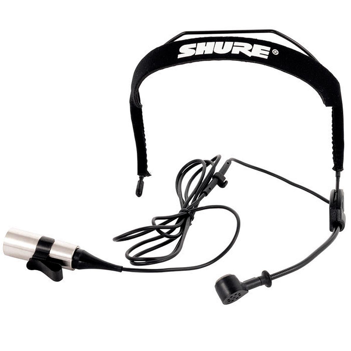 Micrófono De Diadema Con Cable Xlr Shure Wh20xlr - $ 2,630 ...