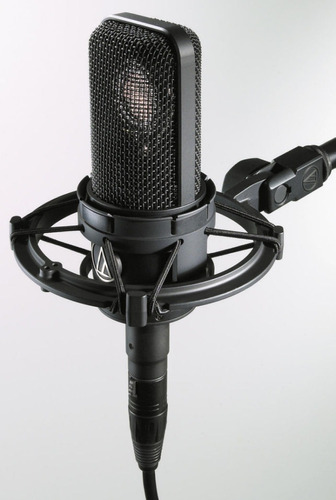 microfono de grabacion at4040 audio technica --- akg rode