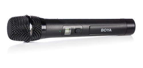 microfono de mano cardioide inalamabrico uhf boya whm8 pro