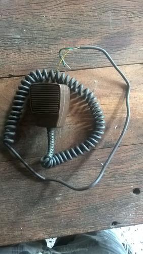 microfono de palma para radio transceptor