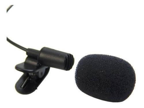 micrófono de solapa para celulares, tablets y camara dsrl