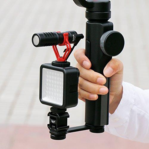 microfono de video boya by-mm1 youtube vlogging microfono de