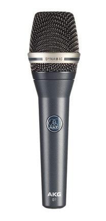 microfono dinamico akg d7 - 101db