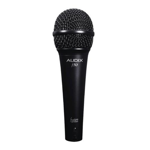 micrófono dinámico audix f50