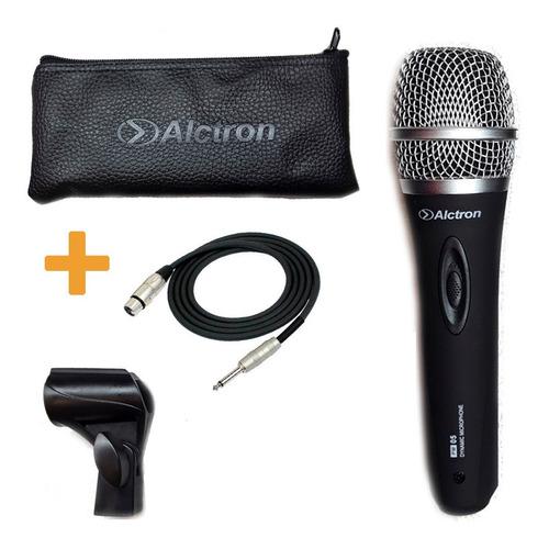 micrófono dinámico hipercardioide alctron pm05 no shure akg