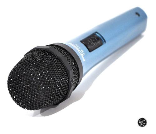 microfono dinamico karaoke + cable + pipeta garantia oficial