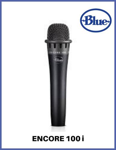 micrófono dinámico para instrumento blue encore 100i